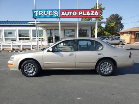 1997 Nissan Maxima for sale at True's Auto Plaza in Union Gap WA