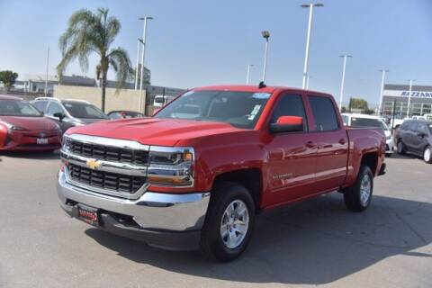 2018 Chevrolet Silverado 1500 for sale at Choice Motors in Merced CA