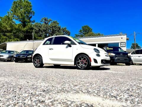 2013 FIAT 500 for sale at Barrett Auto Sales in North Augusta SC