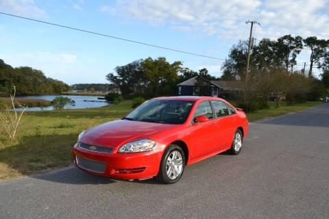 2013 Chevrolet Impala for sale at Car Bazaar in Pensacola FL