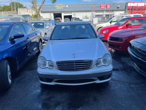 2005 Mercedes-Benz C-Class for sale at Dream Cars 4 U in Hollywood FL