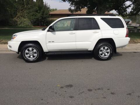 2004 Toyota 4Runner for sale at Auto Brokers in Sheridan CO