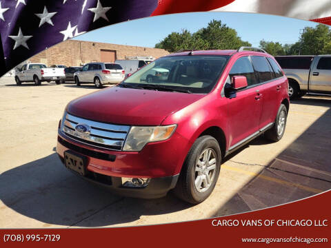 2007 Ford Edge for sale at Cargo Vans of Chicago LLC in Mokena IL