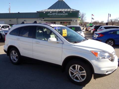2011 Honda CR-V for sale at Jim O'Connor Select Auto in Oconomowoc WI