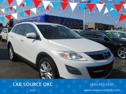 2011 Mazda CX-9 for sale at CAR SOURCE OKC - CAR ONE in Oklahoma City OK