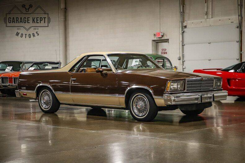 1979 Chevrolet El Camino for sale in Grand Rapids, MI
