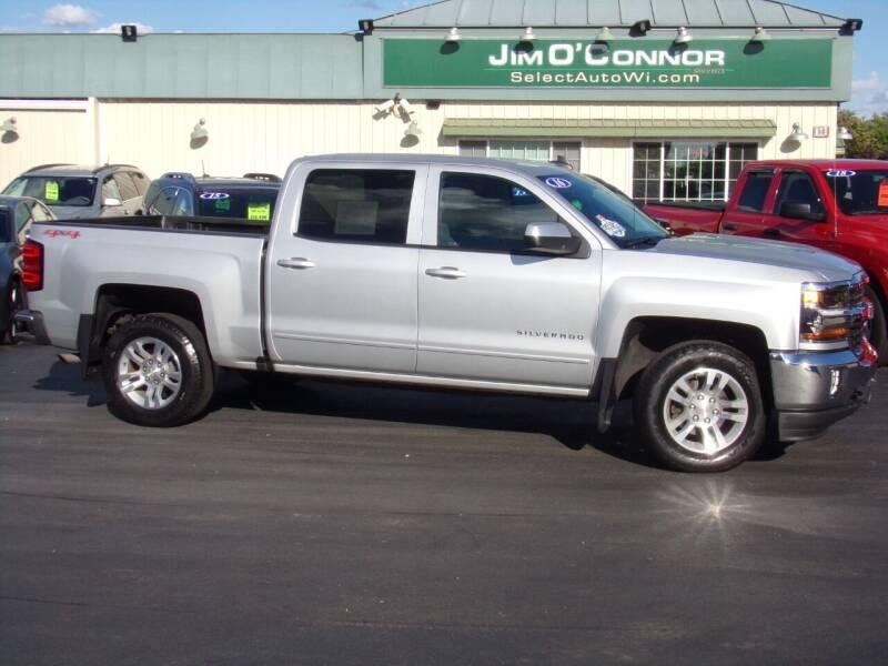 2016 Chevrolet Silverado 1500 for sale at Jim O'Connor Select Auto in Oconomowoc WI