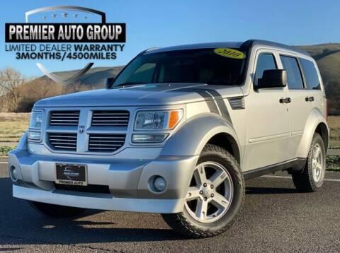 2010 Dodge Nitro for sale at Premier Auto Group in Union Gap WA