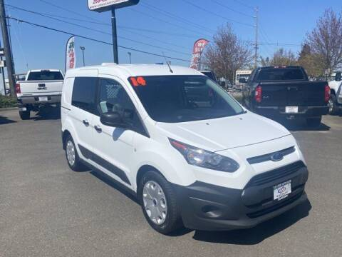 2014 Ford Transit Connect Cargo for sale at S&S Best Auto Sales LLC in Auburn WA