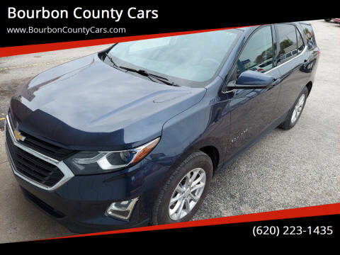 2019 Chevrolet Equinox for sale at Bourbon County Cars in Fort Scott KS