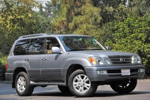 2003 Lexus LX 470 for sale at VSTAR in Walnut Creek CA