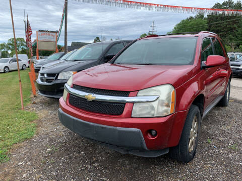 2006 Chevrolet Equinox for sale at CARS R US in Caro MI