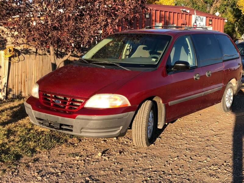2000 Ford Windstar for sale at Autos Trucks & More in Chadron NE
