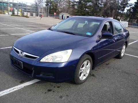 2007 Honda Accord for sale at B&B Auto LLC in Union NJ