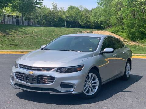 2016 Chevrolet Malibu for sale at Diamond Automobile Exchange in Woodbridge VA