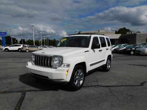 2010 Jeep Liberty for sale at Paniagua Auto Mall in Dalton GA