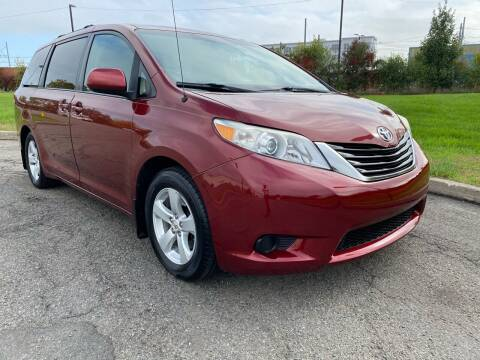 2011 Toyota Sienna for sale at Pristine Auto Group in Bloomfield NJ