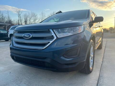 2016 Ford Edge for sale at A&C Auto Sales in Moody AL