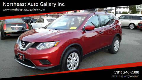 2016 Nissan Rogue for sale at Northeast Auto Gallery Inc. in Wakefield Ma MA