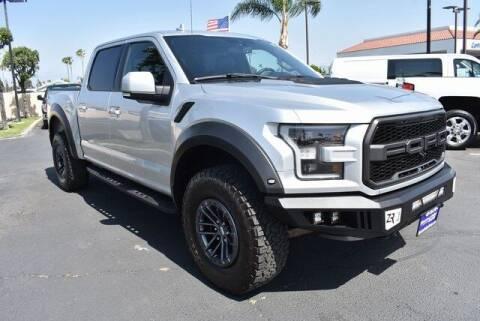 2019 Ford F-150 for sale at DIAMOND VALLEY HONDA in Hemet CA