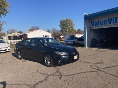 2015 Toyota Camry for sale at Tri-County Pre-Owned Superstore in Reynoldsburg OH