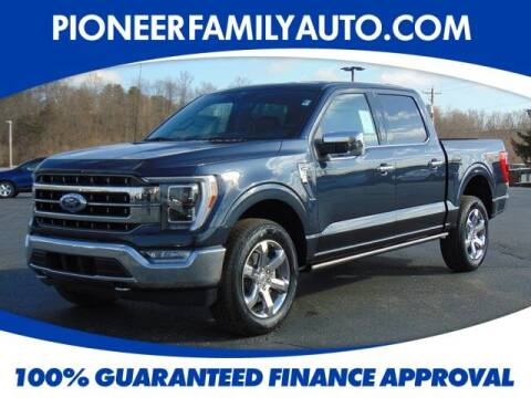 2021 Ford F-150 for sale at Pioneer Family auto in Marietta OH