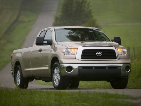 2007 Toyota Tundra for sale at CHEVROLET OF SMITHTOWN in Saint James NY