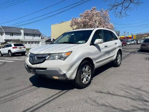 2008 Acura MDX for sale at Kapos Auto, Inc. in Ridgewood, Queens NY