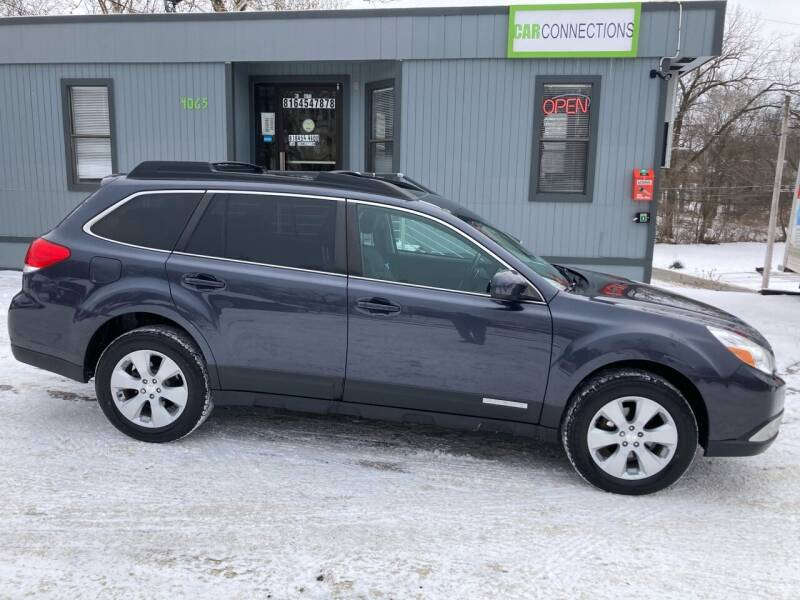 2010 Subaru Outback for sale at Car Connections in Kansas City MO