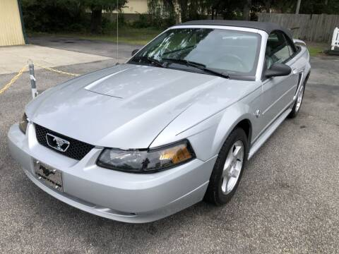 2004 Ford Mustang for sale at Auto Cars in Murrells Inlet SC