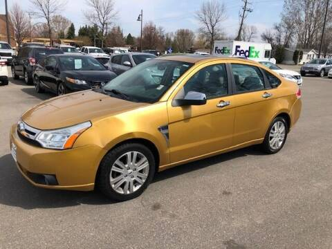 2009 Ford Focus for sale at ROSSTEN AUTO SALES in Grand Forks ND