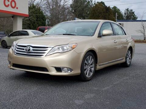 2011 Toyota Avalon for sale at Gentry & Ware Motor Co. in Opelika AL