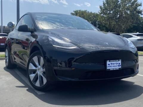 2020 Tesla Model Y for sale at gogaari.com in Canoga Park CA