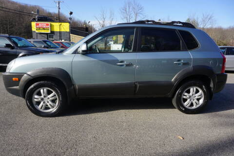 2008 Hyundai Tucson for sale at Bloom Auto in Ledgewood NJ