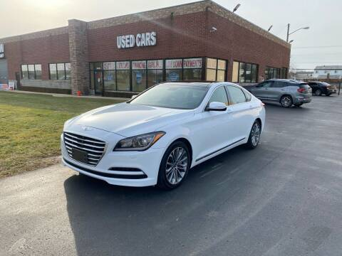 2015 Hyundai Genesis for sale at My Town Auto Sales in Madison Heights MI
