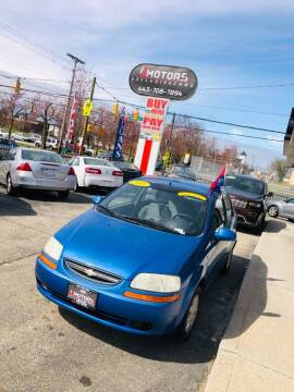2005 Chevrolet Aveo for sale at i3Motors in Baltimore MD