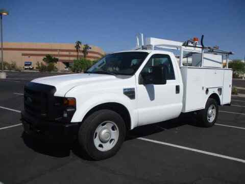 2008 Ford F-350 Super Duty for sale at Corporate Auto Wholesale in Phoenix AZ