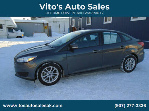 2015 Ford Focus for sale at Vito's Auto Sales in Anchorage AK