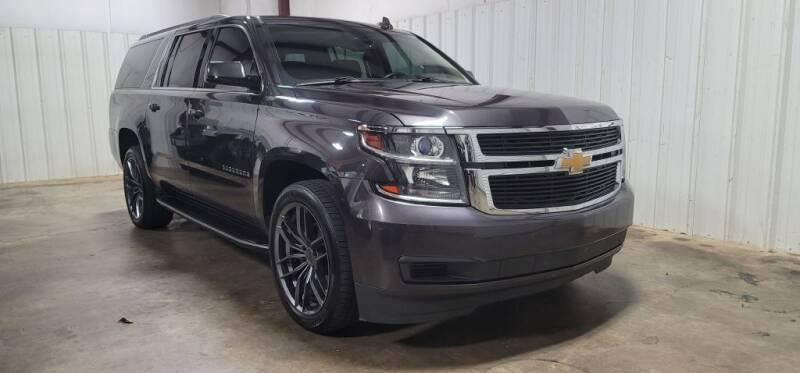 2015 Chevrolet Suburban for sale at Matt Jones Motorsports in Cartersville GA