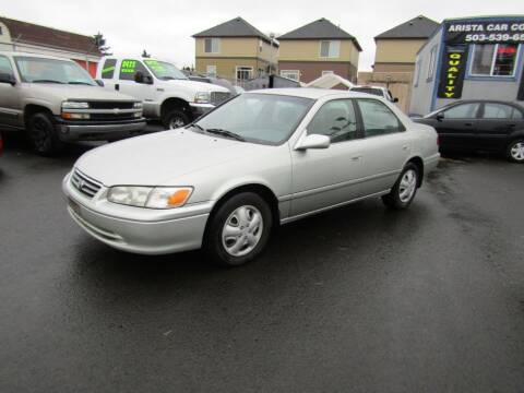 2000 Toyota Camry for sale at ARISTA CAR COMPANY LLC in Portland OR