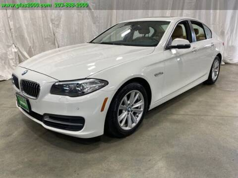 2014 BMW 5 Series for sale at Green Light Auto Sales LLC in Bethany CT