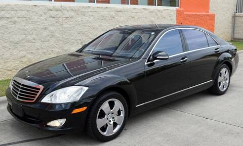 2007 Mercedes-Benz S-Class for sale at Raleigh Auto Inc. in Raleigh NC