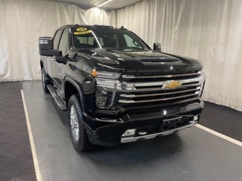 2020 Chevrolet Silverado 2500HD for sale at Monster Motors in Michigan Center MI