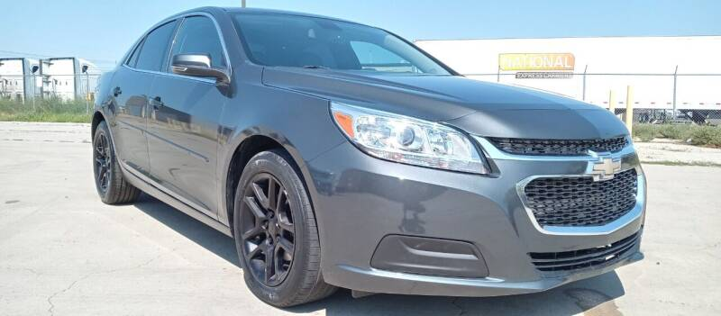 2015 Chevrolet Malibu for sale at AUTOMOTIVE SOLUTIONS in Salt Lake City UT