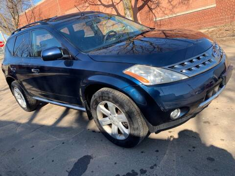 2007 Nissan Murano for sale at Square Business Automotive in Milwaukee WI