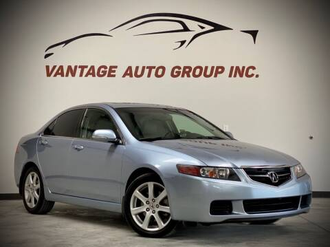 2005 Acura TSX for sale at Vantage Auto Group Inc in Fresno CA