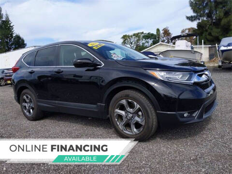 2018 Honda CR-V for sale at Car Spot Of Central Florida in Melbourne FL