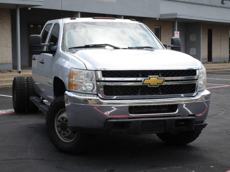2012 Chevrolet Silverado 3500HD for sale at Ritz Auto Group in Dallas TX