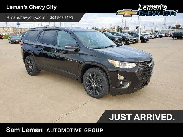 2021 Chevrolet Traverse for sale in Bloomington, IL