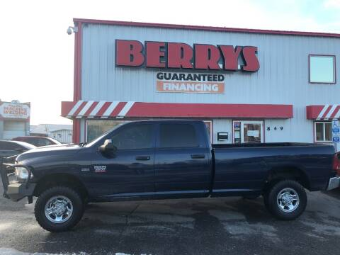 2012 RAM Ram Pickup 2500 for sale at Berry's Cherries Auto in Billings MT